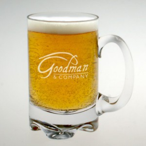 Empire Beer Mug Engraved for You