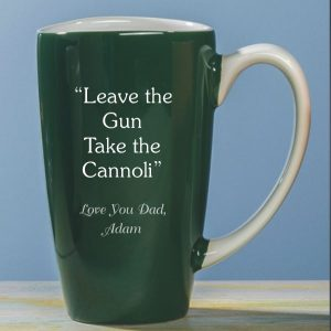 Engraved Coffee Mug for Dad